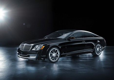 Maybach 57 S Coupe by Xenatec. Maybach unveils a stunning collaboration with