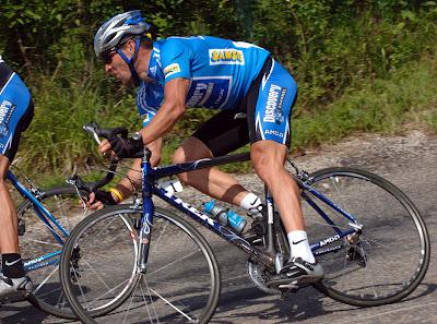 Kecepatan Rata-rata Pembalap Sepeda Road Bike