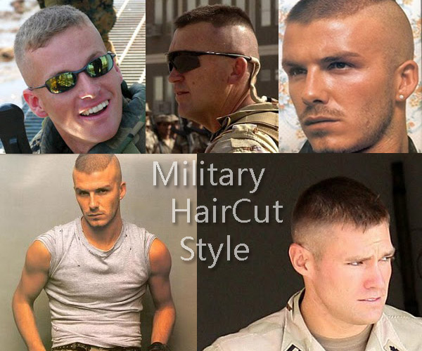 military haircuts fahion are always sexy and for men a military hair