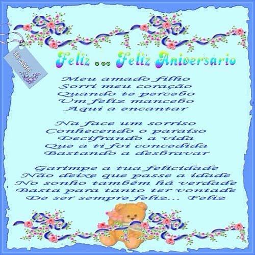 Poemas Frases E Mensagens Sobre Filho Páginas Luso Poemas