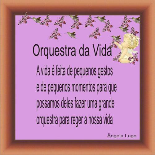 ORQUESTRA DA VIDA
