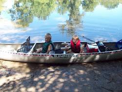 Camping, Canoes, BB guns.....