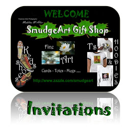 SmudgeArt Invitations