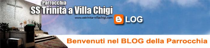 Blog SS Trinità a Villa Chigi