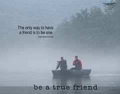 Be a True Friend!