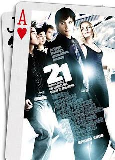 Poster de 21: Blackjack