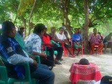 Bersama Masyarakat Pulau Wundi n Sorina-Biak Numfor