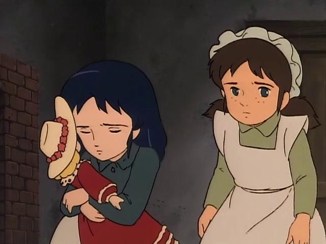 Licca fansubs a little princess sara episode 24 released - Princesse sarah 17 ...