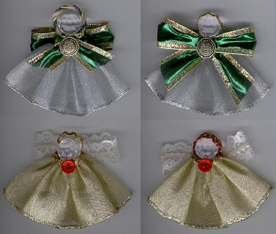 Craft Ideas  Ribbon on Crafty This And That  Wire Ribbon Crafts   Angels