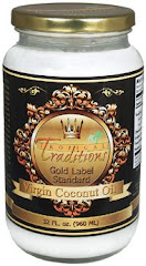 Tropical Traditions Virgin Coconut Oil- GIVEAWAY!