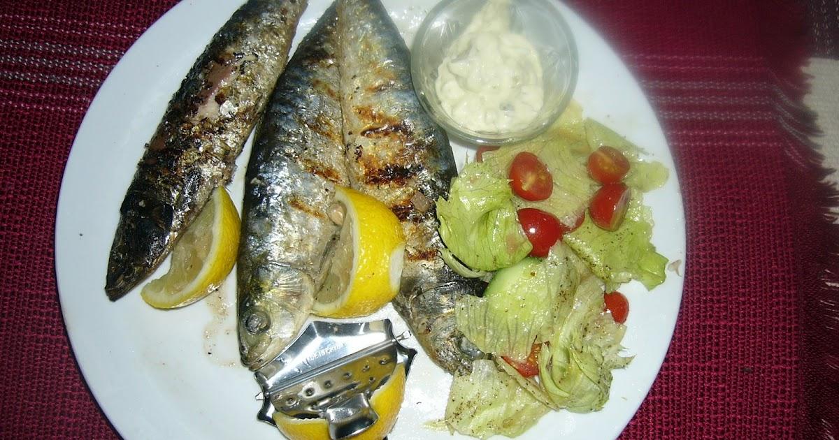 La piattu di lulu sardines grill es - Sardine grillee au barbecue ...