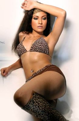 koena mitra bikini Bikini Photo Shoot of Bollywood Babes