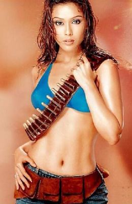 hrishita bhatt bikini Bikini Photo Shoot of Bollywood Babes