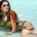 Namitha Loves To Be In Water | Namitha Hot