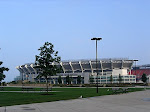 Home of the Cleveland Browns