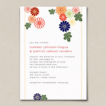 Wording Your Wedding Invitation