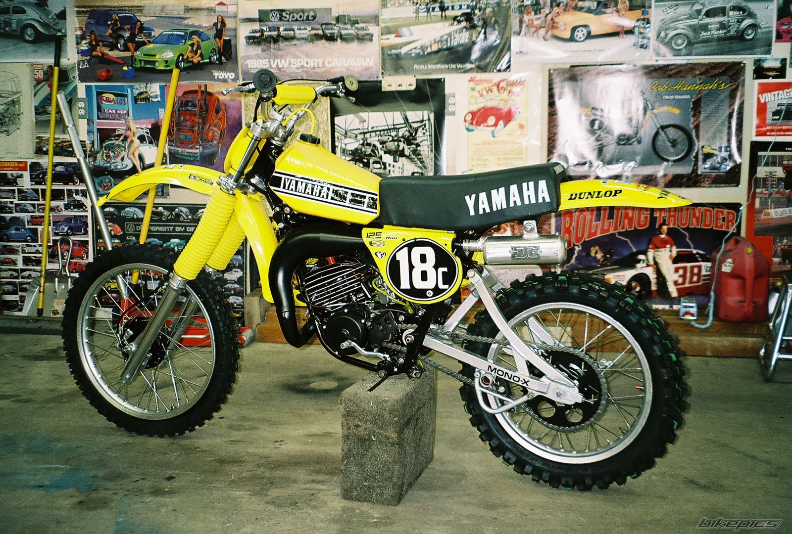 Bcm  78 Why Zed 125