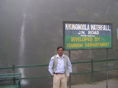 Author's visit to Nathula Pass,  China Border (Sikkim-Gangtok)