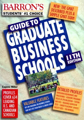 barrons gmat guide to graduate business school 11th edition