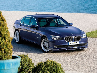 2011 Model Year Alpina B7 Announced for North America