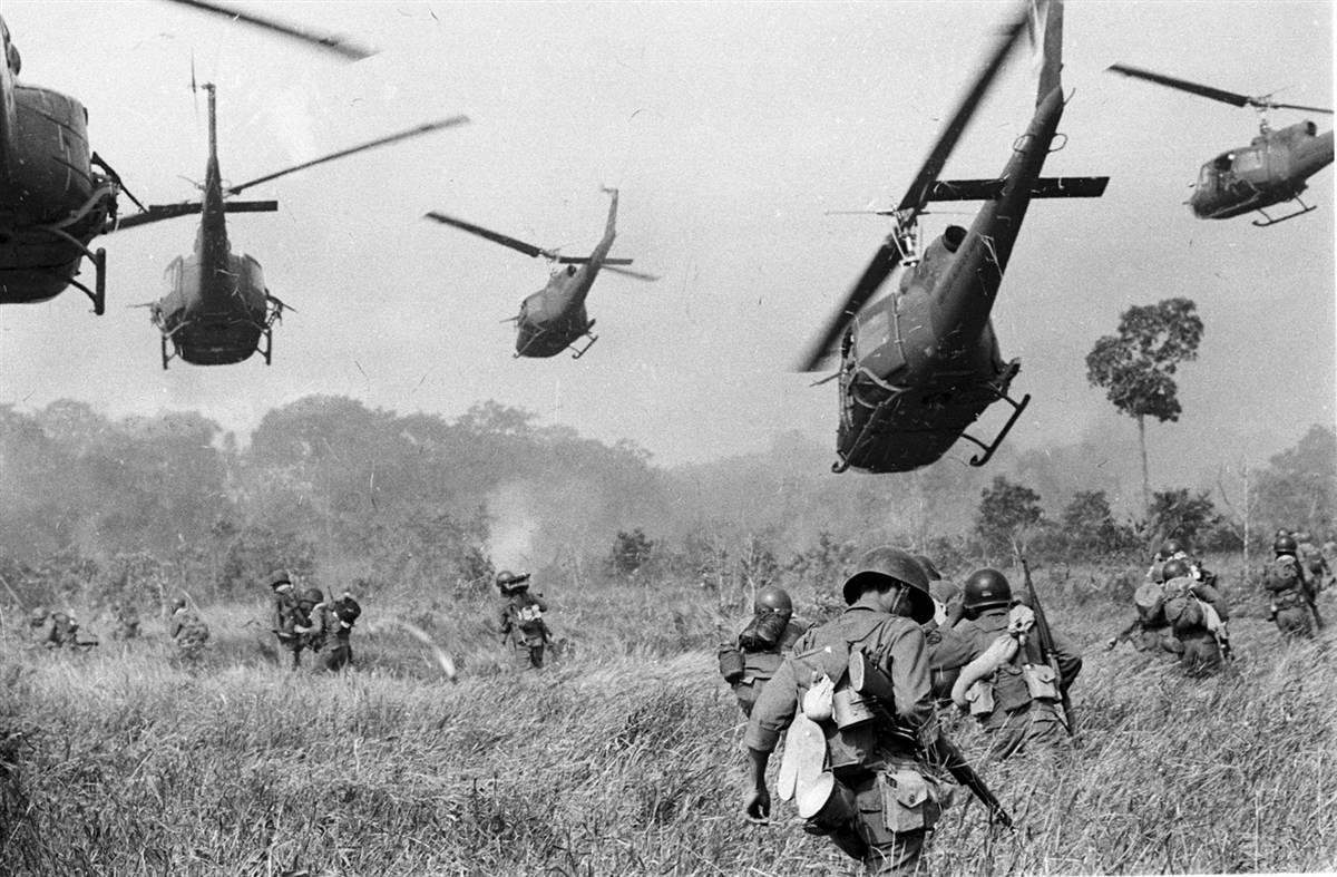Las Armas de la Guerra de Vietnam