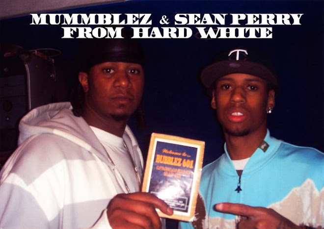 MUMMBLEZ & SEAN PERRY From HARD WHITE