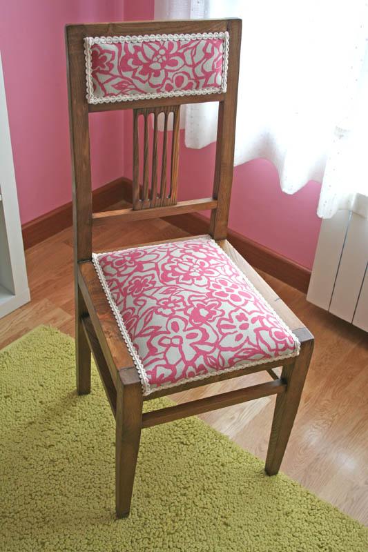 Vintage chic blog decoraci n vintage diy ideas para for Sillas antiguas restauradas