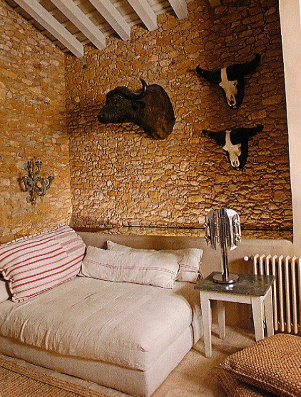 Vintage chic blog decoraci n vintage diy ideas para for Trofeos caza decoracion