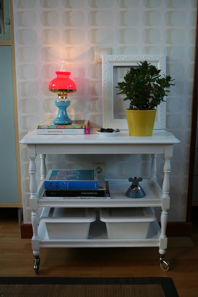 Vintage chic blog decoraci n vintage diy ideas para for Camarera mueble