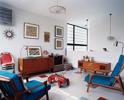 Mueble escandinavo de los a os 50 decorar tu casa es - Muebles anos 50 madrid ...