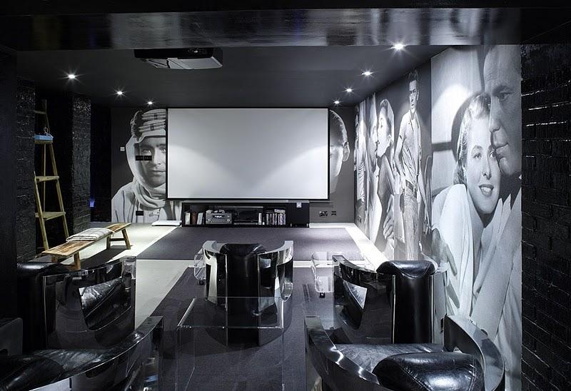 Vintage chic blog decoraci n vintage diy ideas para decorar tu casa yo pongo las - Sala de cine en casa ...