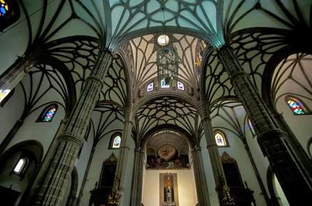 Historia del arte catedral de las palmas de gran canaria for Arquitectura las palmas