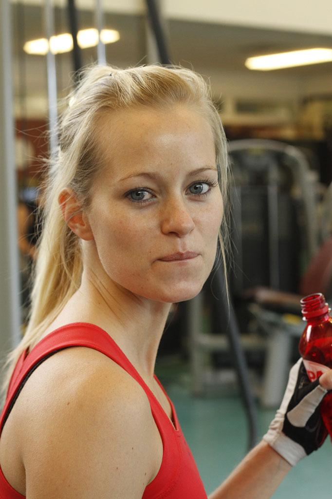 vann i kroppen etter trening