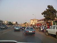 GUINÉ BISSSAU - BISSAU- Capital