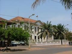 GUINÉ BISSAU - BISSAU, Capital