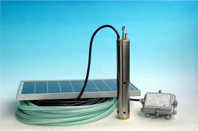 Pannello Solare Per Pompa Pozzo : Irrigazione a goccia e sole un binomio perfetto