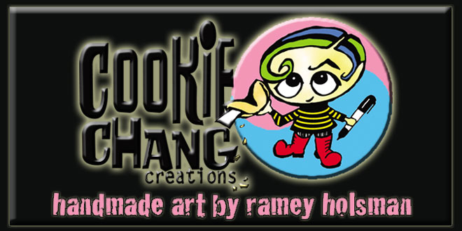 cookie chang creations: handmade by ramey holsman