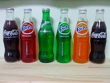 air soda botol kecil