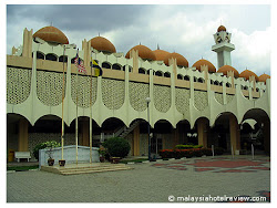 masjid negeri perak,ipoh