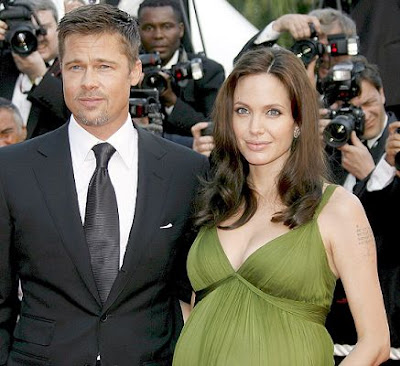 angelina jolie and brad pitt wallpaper. Angelina Jolie and Brad Pitt