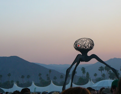 Coachella 2007, Sponsored by Paramount Pictures' War of the Worlds!