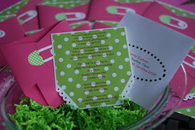 pink and green baby shower anders ruff custom designs llc
