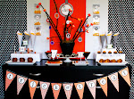 HAPPY HALLOWEEN Design Collection -As Seen on Hostess With The Mostess!