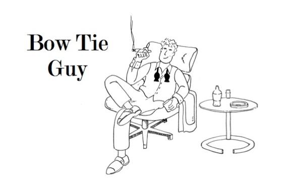 Bow Tie Guy