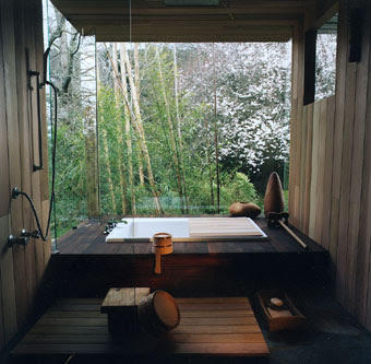 Ii ne kore for Bathroom design japanese style