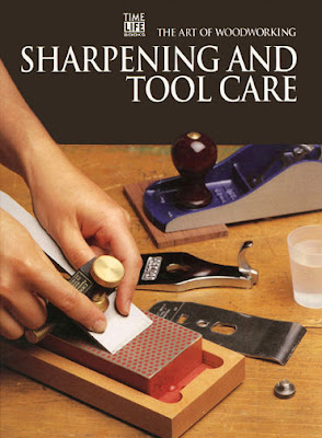 Woodworking Tool Sharpening Station