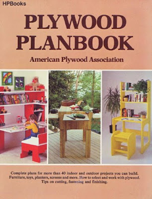 Woodworking Books Magazines Plywood Planbook