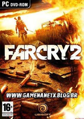 FARCRY 2 - PC - CRACK + SERIAL - COMPLETO Farcry_2