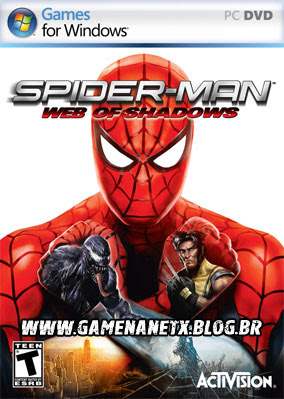 SPIDER-MAN: WEB OF SHADOWS - PC + CRACK Spider-man_web
