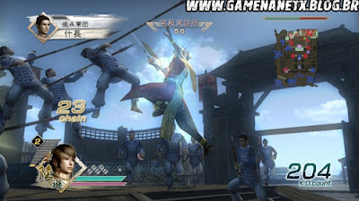 DYNASTY WARRIORS 6 - PC Di01